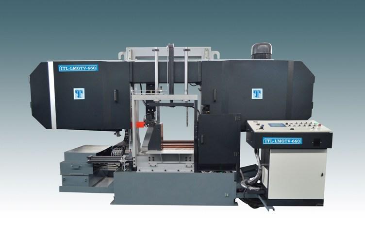 Semi Automatic Horizontal Bandsaw Machine